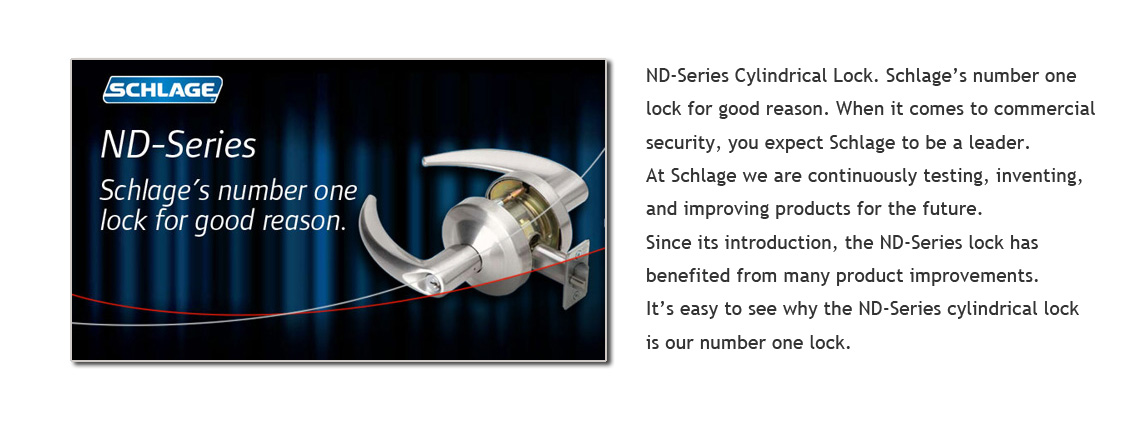 nd series lock